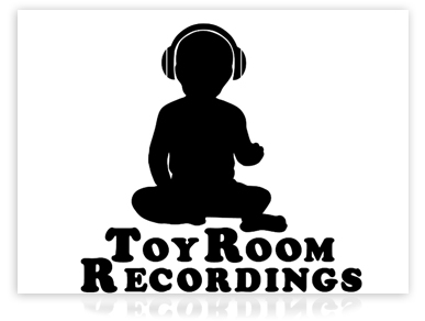 Дизайн логотипа для Toy Room Recordings