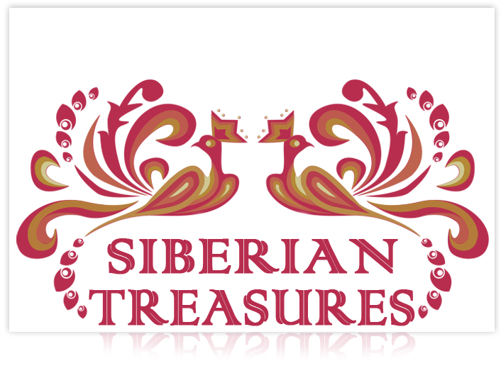 Siberian Treasures Web Site Logo