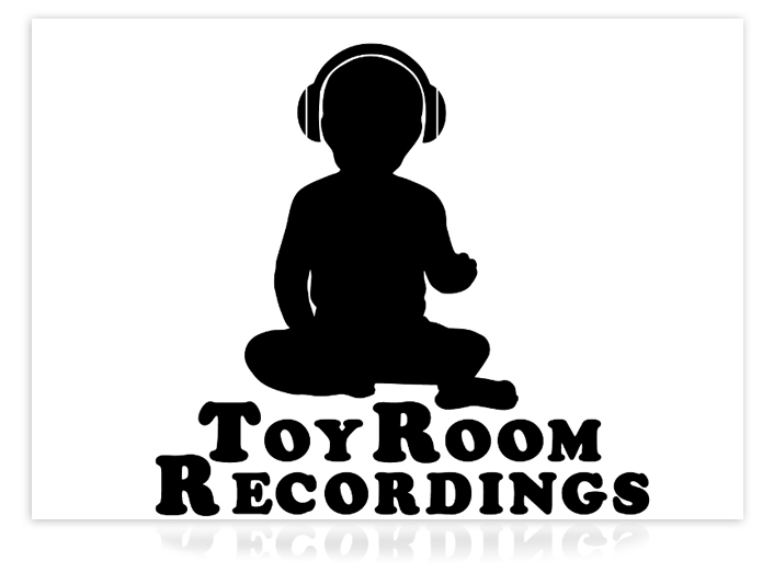 Toy Room Recordings Logo Design